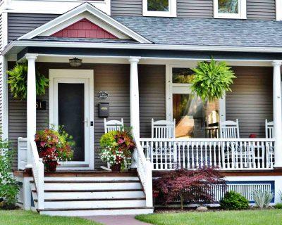 5 Modern Front Door Trends